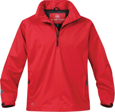 W'S BARRIER 1/4 ZIP WINDSHIRT