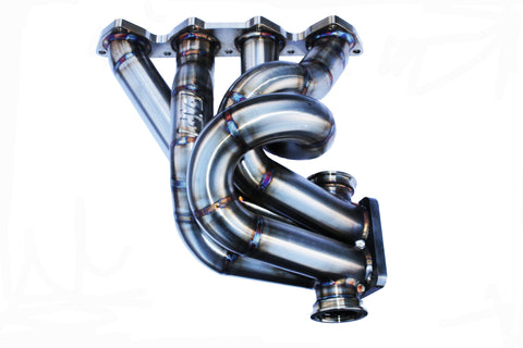 B Series Front Facing Turbo Manifold