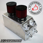 VIP Performance Super Oil Catch Can - Aluminum Edition