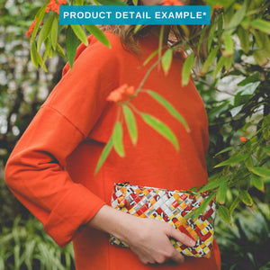 Mother Erth - Artisan's Choice Woven Clutch | Handmade and Eco Friendly