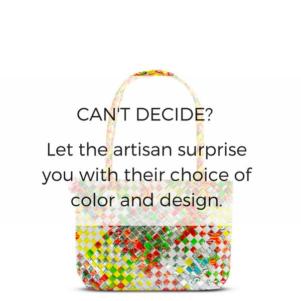 Artisan's Choice Mini Shoulder Bag