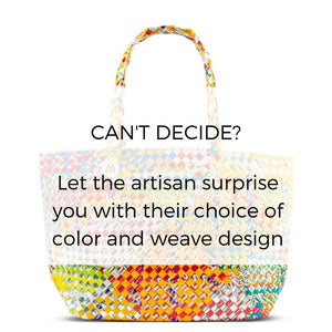 Artisan's Choice Multicolor Tote