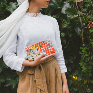 Artisan's Multicolor Mini Clutch