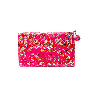 Artisan's Multicolor Clutch