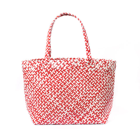Limited Edition - Red Woven Tote