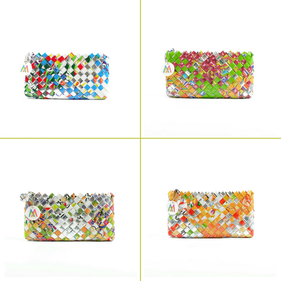 Mother Erth - Artisan's Choice Mini Clutch | Handmade and Eco Friendly
