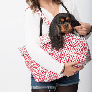 Mother Erth - Limited Edition - Canada Dog Tote | Upcycled and Eco Friendly