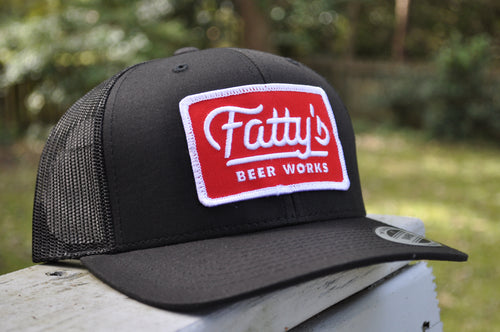 Fatty's Original Trucker Hat with Patch