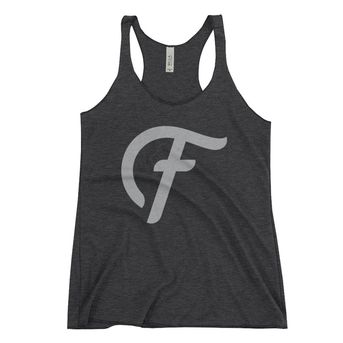 Fatty's Women's Racerback Tank - Black