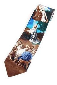 The Agony Christian Necktie