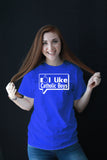 I Like Catholic Boys T-Shirt