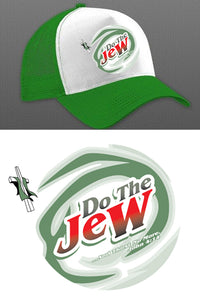 Do The Jew Mesh Cap