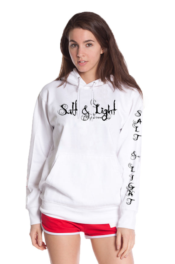 Salt and Light Hooded Sweatshirt