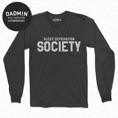 Sleep Deprivation Society Long Sleeved T-Shirt