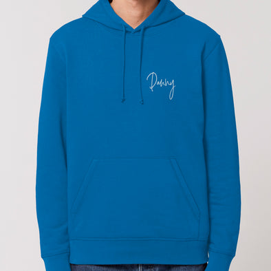 Personalised Adults Script Hoodie