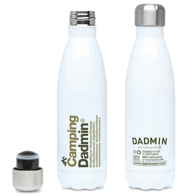 500ml Stainless Steel Camping Dadmin Water Bottle