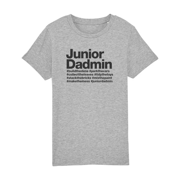 Junior Dadmin Tee