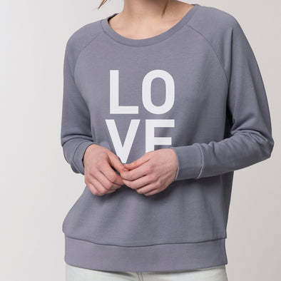 LOVE - Relaxed fit Sweatshirt