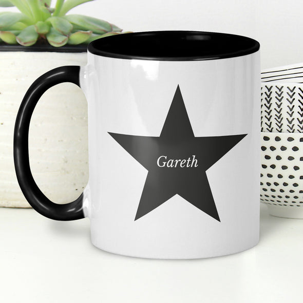 Personalised Year Mug