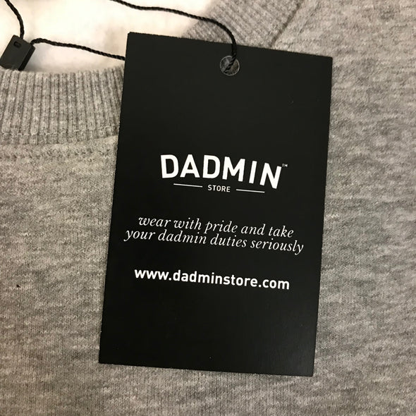 So Much Dadmin - Classic Sweater