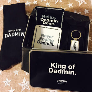 Dadmin Gift Box Set - Limited Edition