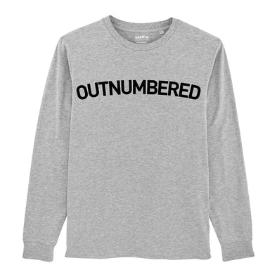 Outnumbered - Long Sleeved Tee