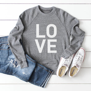 Love Ultra Soft Sweatshirt