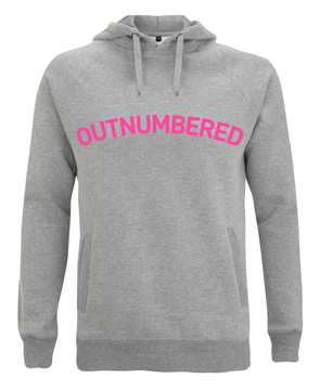 NEON Outnumbered - Unisex Hoodie