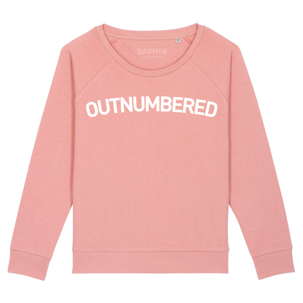 OUTNUMBERED - Relaxed fit Sweatshirt