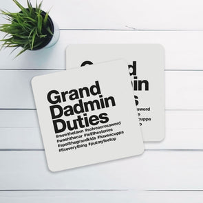 Grand Dadmin Coaster