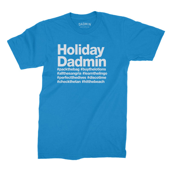 Personalised Free Choice Dadmin T-Shirt