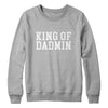 King of Dadmin Sweater