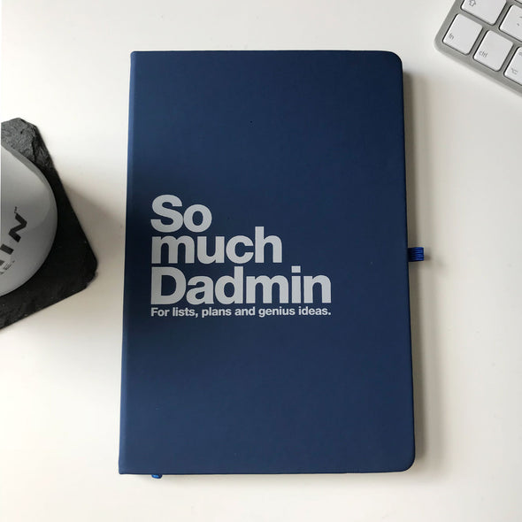 A5 Soft-touch Notebook