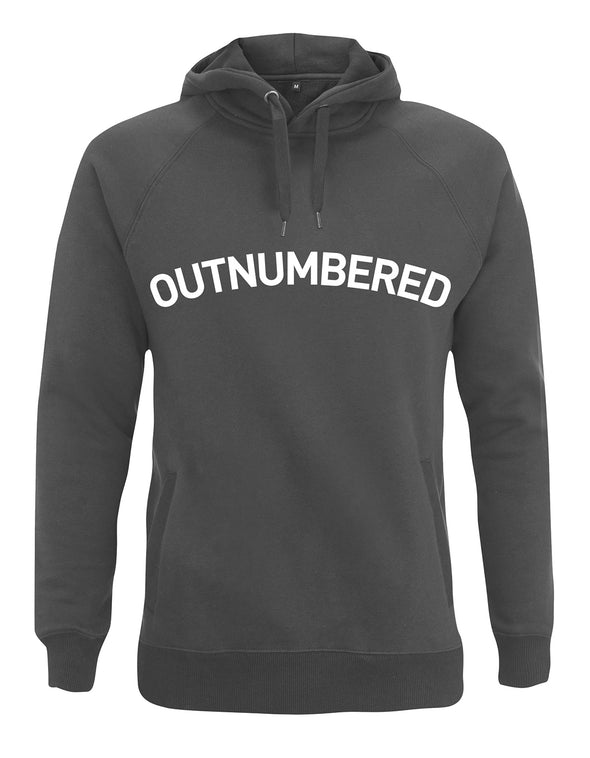 Outnumbered - Unisex Hoodie