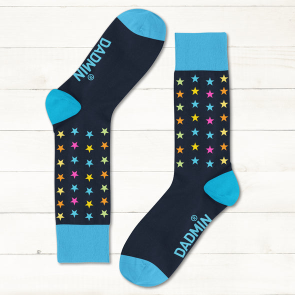 Luxury Star Dadmin Socks