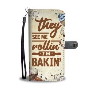 They See Me Rollin' Phone Case/Wallet
