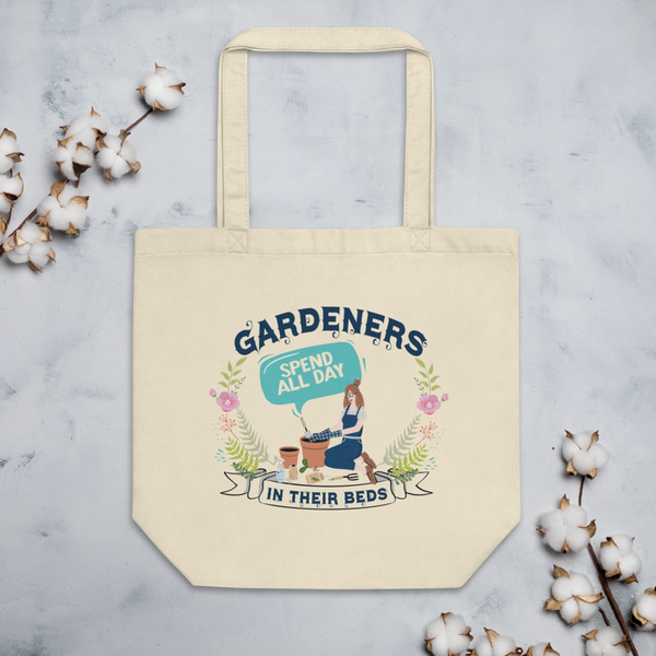 Cute Tote Bag for Gardeners
