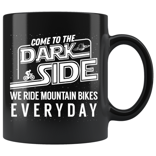 Funny Mug for Mountain Bikers