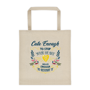 Cute Tote Bag for Nurses