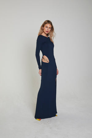 Bianca Cut-Out Gown