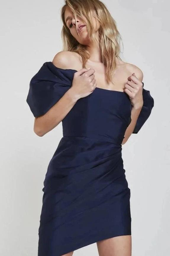 Octavia Two-Shoulder Dress