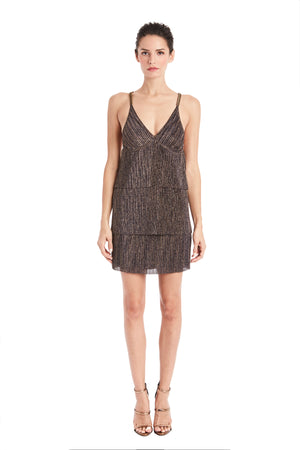 Rebecca Chain Strap Dress