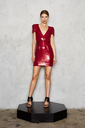 Lyz Sequin Dress