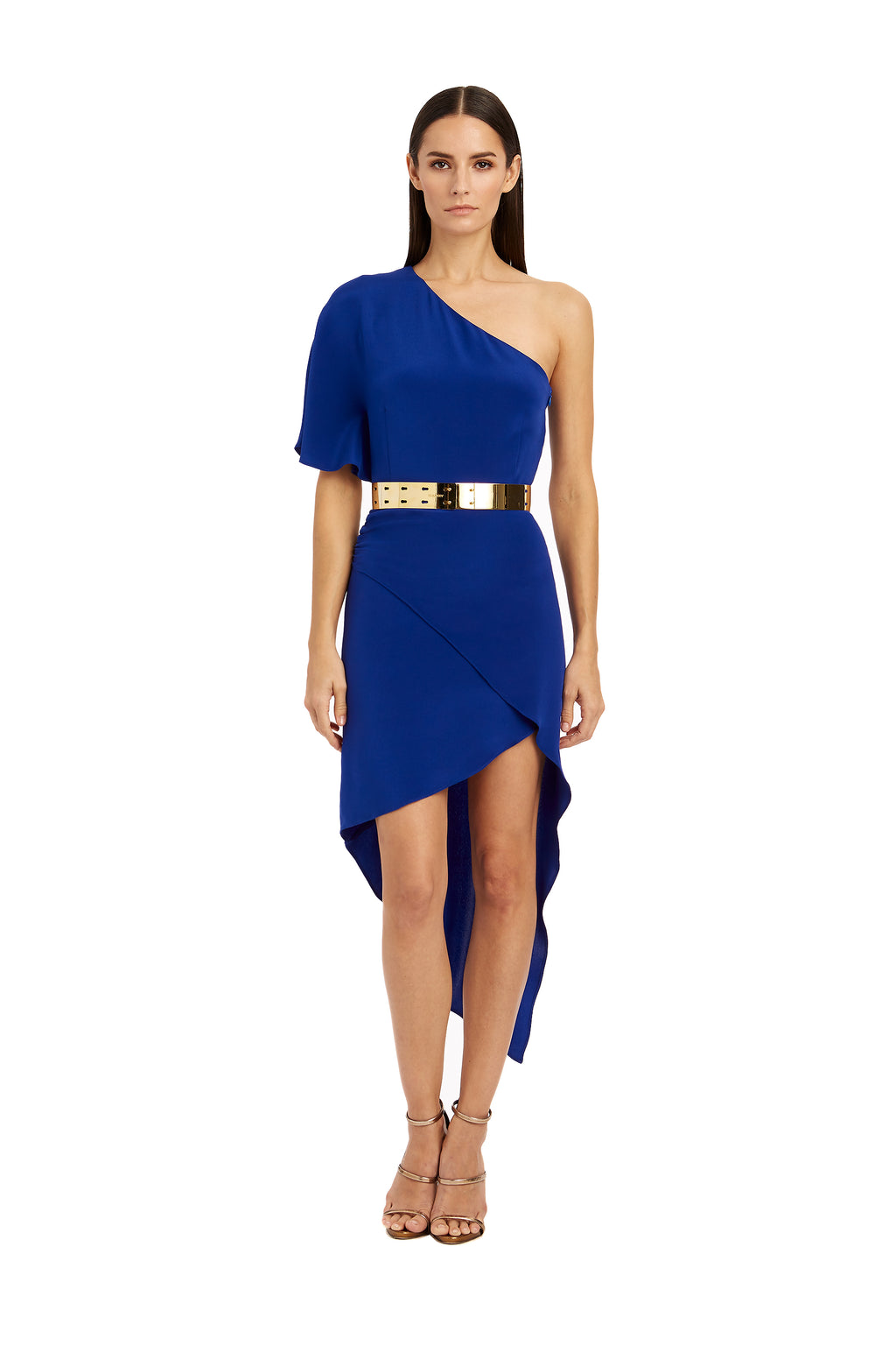 Marta Dress with Wrap Skirt
