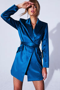 Isabella Trench Dress