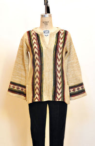 Wella Bohemian Vintage Tunic Sweater