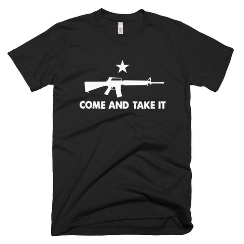 Come and Take it Short-Sleeve T-Shirt