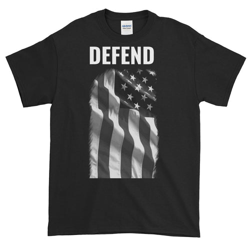 Defend America / Old Glory Short-Sleeve T-Shirt