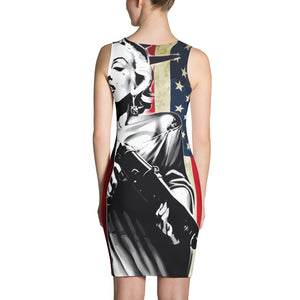 The Alexis Love Lady Liberty  Dress