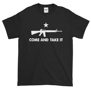 Come and Take It Short-Sleeve T-Shirt 2,3,4,5 XL